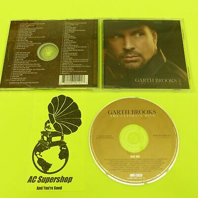 Garth Brooks the ultimate hits - 2 CD DVD - CD Compact Disc