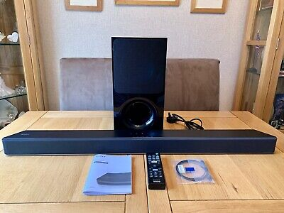 Sony HT-XF9000 2.1 Ch Soundbar Dolby Atmos With Wireless Sub Woofer