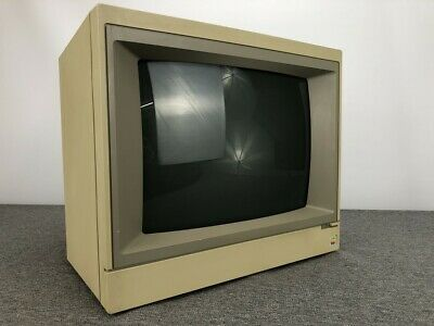Apple ColorMonitor IIe Composite Color Computer Monitor