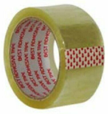 "Clear Packing Tape 2""X55 Yds"