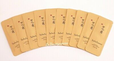 Sulwhasoo Essential Firming Cream Ex Latest Version 1ml x10pcs Amore Samples