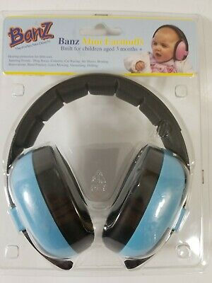Baby Noise EarMuffs Infant Hearing Comfortable Ear Protection New EM009
