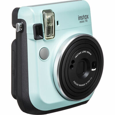 FUJIFILM INSTAX Mini 70 Instant Film Camera (Icy Mint)