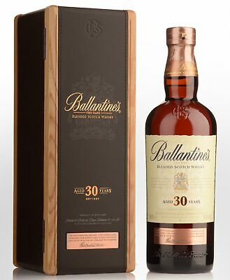 Ballantines 30 Year Old Blended Scotch Whisky (700ml)