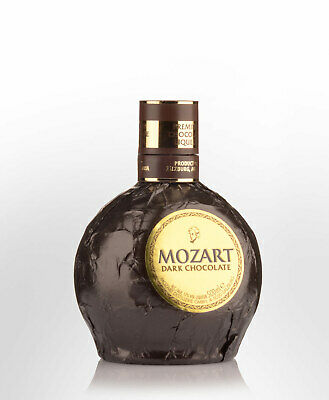 Mozart Black Dark Chocolate Liqueur (500ml)