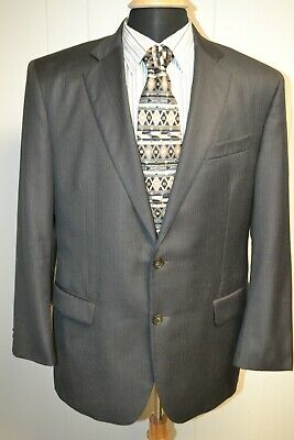 NWT Brooks Brothers Saxxon Men's Madison 2 Front Button Sports Coat Sz 43R