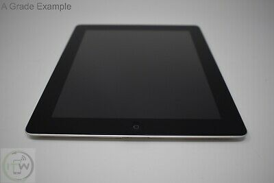 iPad 2 16GB 9.7 Inch Tablet Black WiFi Only Refurbished Free & Fast Ship