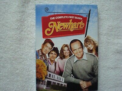 Newhart - The Complete First Season ( 3 DVD Set )