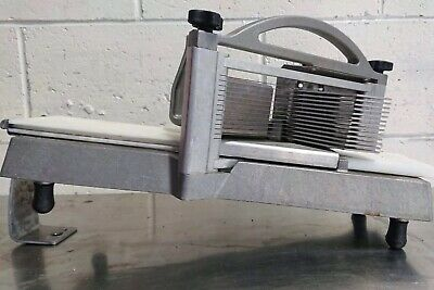Commercial Restaurant Cafe Burger joint USA Nemco Tomato Slicer