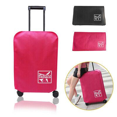 Waterproof Protective Travel Luggage Suitcase Dustproof Cover Protector Box Case
