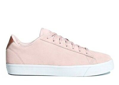 ADIDAS CF DAILY QT CL W DB1771 Rose Chaussures Femme Baskets