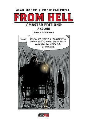  050316  From Hell: Master Edition #03 [Italian Edition] New