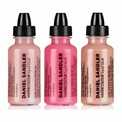 NEW Daniel Sandler Watercolour Liquid Blush Blusher 15ml - Pick your Colour