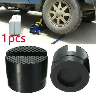 Car Slotted Frame Rail Floor Jack Adapter Lift Rubber Pad Stand Holder HOT SALE