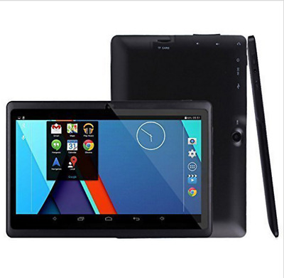 7 Pollici Android 4.4 4GB Tablet HD Dual Camera WIFI PC Quad-core EU