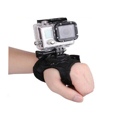 Hand Mounting Wrist Strap Portable For GoPro Hero 7 6 5 4 3+ 3 Action Cam Go Pro