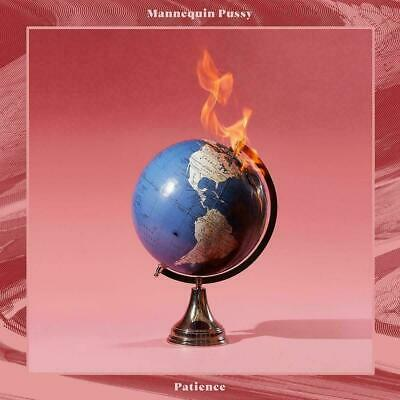 MANNEQUIN PUSSY PATIENCE CD (New Release JUNE 21st 2019)