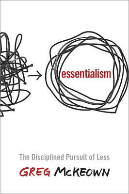 Essentialism The Disciplined Pursuit of Less by Greg McKeown (EPUB)