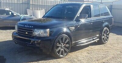 2005 Range Rover Sports L320 Super Charged 4.2Sc V8 161Kms Damaged Repairable