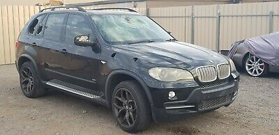 2007 Bmw X5 E70 4.8L V8 Petrol 7 Seater Vandalised Damaged Repairable Drives
