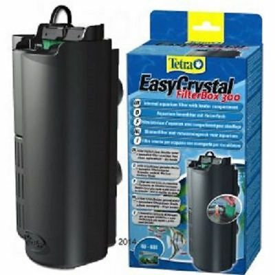 Tetra Easycrystal 300 filter FISH TANK AQUARIUM FILTER PUMP TROPICAL 60L tanks