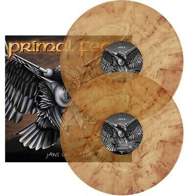 PRIMAL FEAR - Jaws of Death - 2LP - Marbled