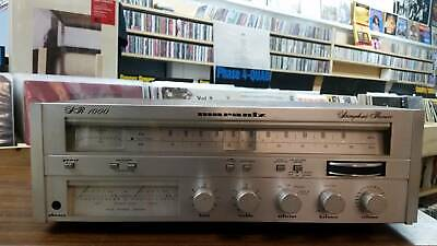Vintage Marantz Sr-1000 Stereo Receiver In V.g.c.serviced And Sold With Warranty