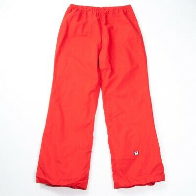 Vintage Obermeyer Gore-Tex Blizzard Red Snow Pants Large