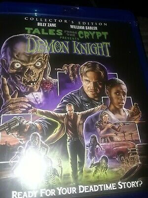 TALES FROM THE CRYPT PRESENTS DEMON KNIGHT New Blu-ray Collector's Edition