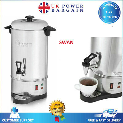 Swan 26 20 16 10 8 Litre Tea Urn Coffee Hot Water Boiler Commercial Catering