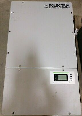 25 KW 3-PH Grid-Tie Inverter Schneider Electric Conext CL 25000NA w
