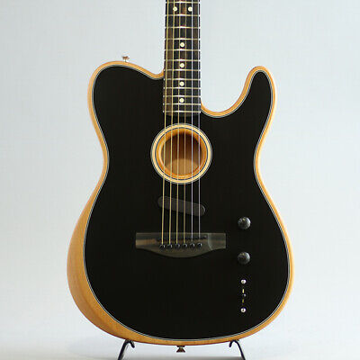 NEW FENDER® AMERICAN Acoustasonic Telecaster Acoustic ... on