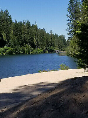 .23 acre in the private, gated community of Lake Madrone. Berry Creek, CA