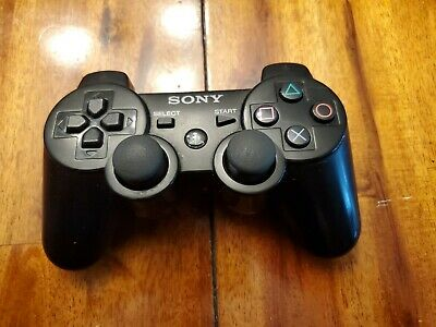 Official Genuine OEM Sony PS3 Wireless Dualshock 3 Controller Black