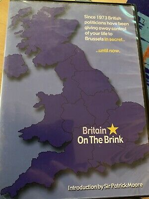 Britain on the Brink DVD Documentary introduced by Sir Patrick Moore