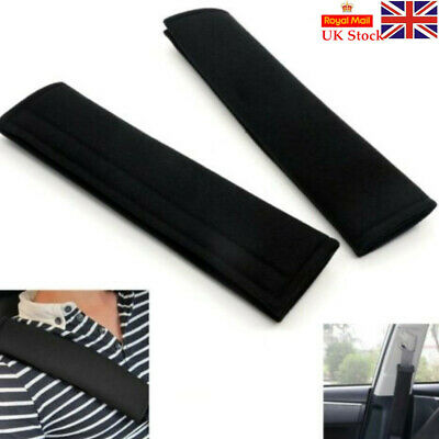 1-10pcs Car Seat Belt Safety Pad Shoulder Strap Harness BackPack Cushion Covers