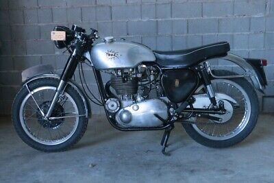 BSA Gold Star B 34 1950