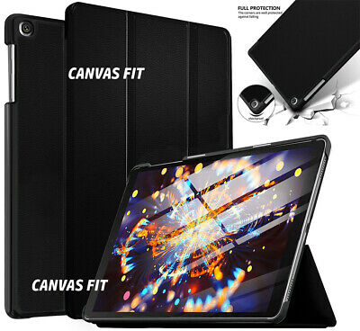 For Samsung Galaxy Tab A 10.1 2019 T510/T515 Case Ultra Slim Leather Stand Cover