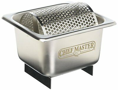 Chef Master Butter Roller Spreader Stainless Steel 304 Silver 90021