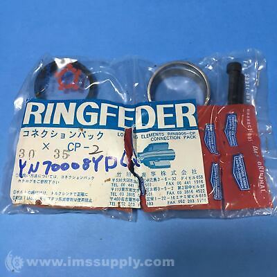 Ringfeder Rfn8006-Cp Connection Pack, 30X35 Cp-2 Fnfp