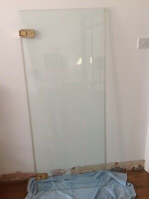 Shower door 1640mm X 680mm With Hinged Door