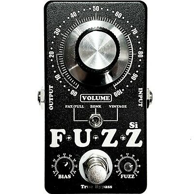 Jesse Davey Mini Fuzz SI Kingtone Guitar Pedal
