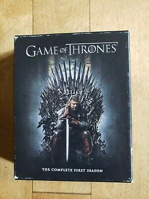Game of Thrones Season 1 - Blu-Ray Box Set