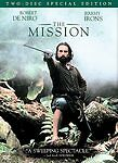 The Mission (DVD, 2003, 2-Disc Set, Special Edition Widescreen)