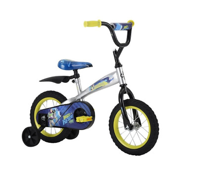 Huffy® Disney Toy Story Buzz Lightyear Steel Frame Kids Bicycle Bike Ride 30cm