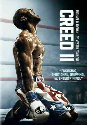CREED II (BLU RAY 2019) only