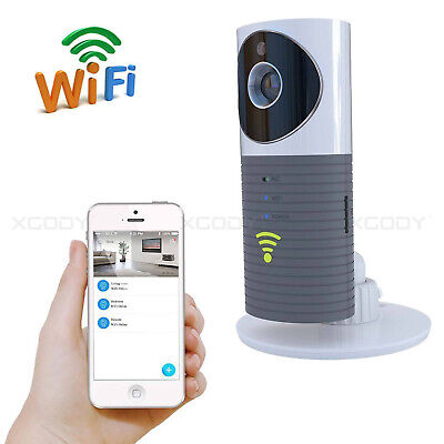 960P Wireless WiFi Home IP Security Camera Wide Angle Night Vision Baby Monitor
