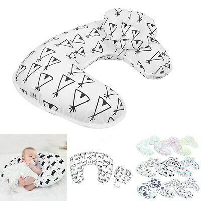 1 Set U-Shaped Maternity Breastfeeding Nursing Support Pillow Baby Newborn