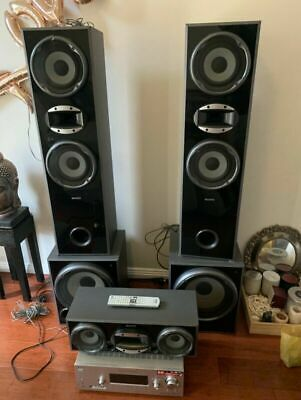 High Quality Sony Audio Surround Sound Home Theatre System with Amplifier