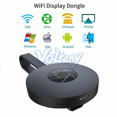 For Google 3rd Generation Wireless HDMI Digital Video HD 1080P Media Streamer